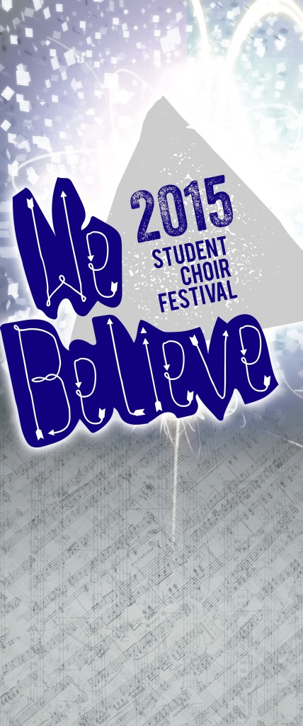 we believe banner